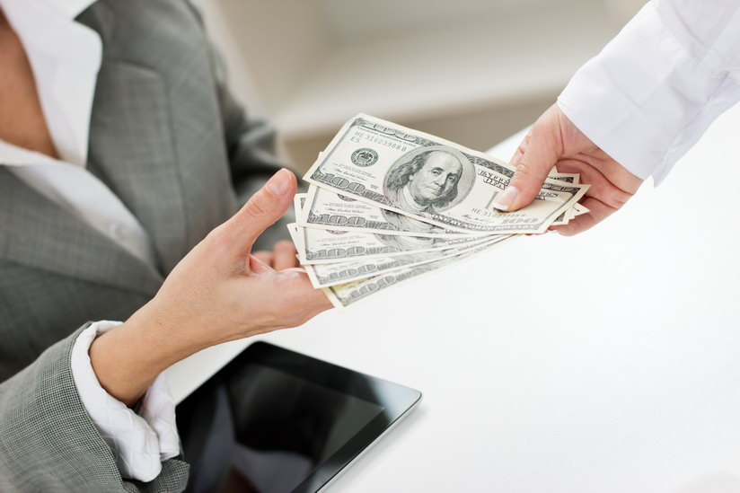 Денежные средства, внесенные на депозит для обеспечения заявки - возвращаются